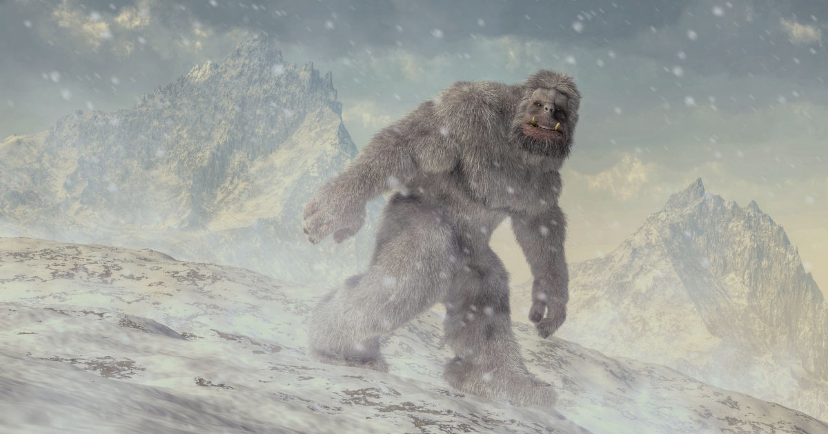 Bigfoot avvistato a Washington?