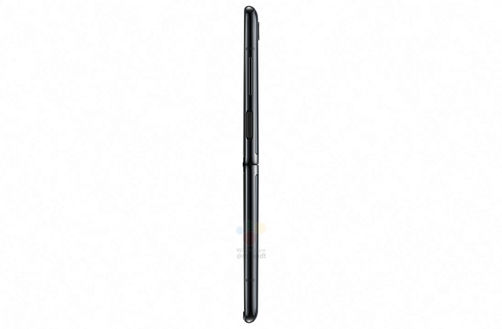 Samsung Galaxy Z Flip nero