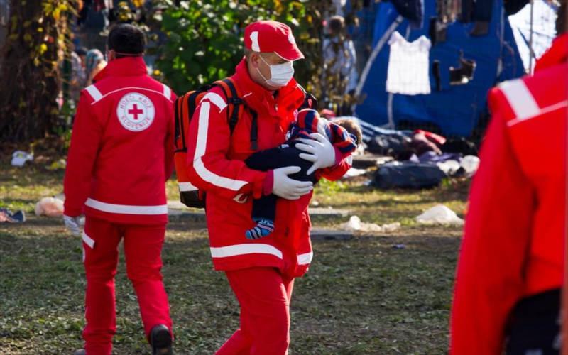 Attività Croce Rossa
