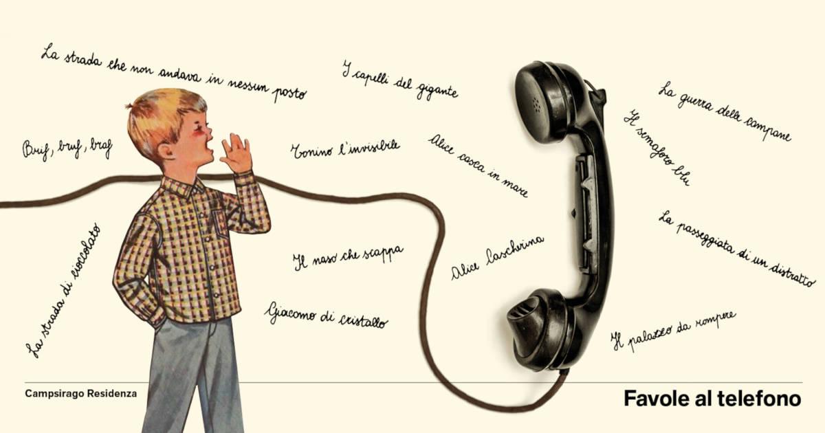 Le favole al telefono