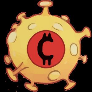 Simbolo CoronaCoin Token