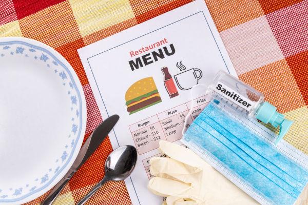 Sanificare menu