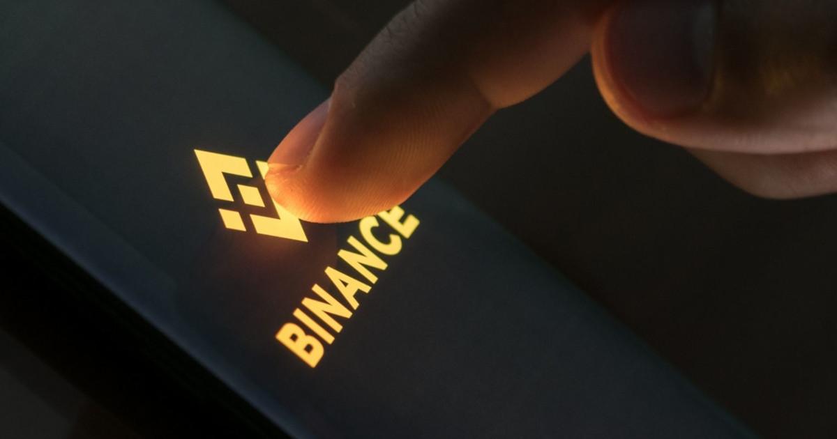 Bonus 5 BUSD Binance