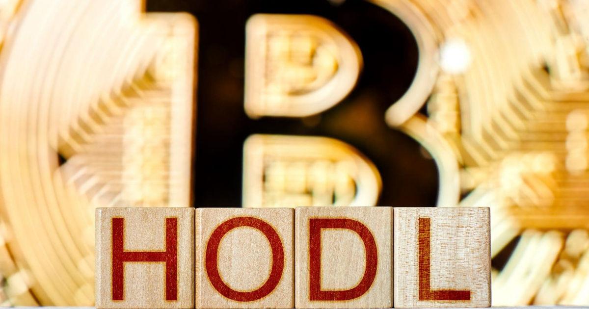 Cosa significa HODL