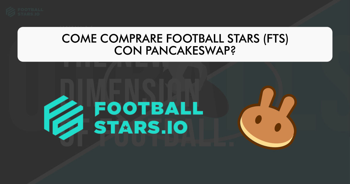 Come comprare football stars fts