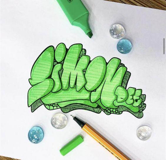 Illustrazione di Simon Dee